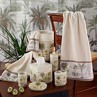 Avanti Colony Palm Bathroom Accessories Collection