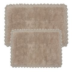 Chesapeake Crochet Reversible Bath Rug