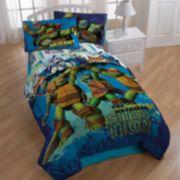 Teenage Mutant Ninja Turtles Reversible Bedding Collection