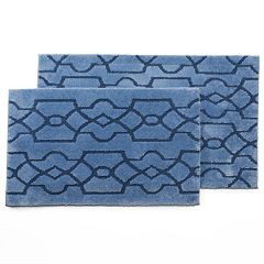 Maples Rugs Anna Trellis Bath Rug