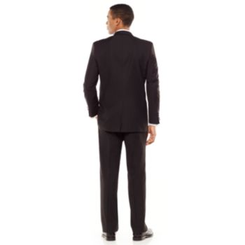 Men's Chaps Classic-Fit Black Tuxedo Separates