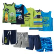 Jumping Beans® Tropical Mix & Match Coordinates - Baby Boy