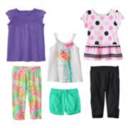 Jumping Beans® Tropical Mix & Match Coordinates - Baby Girl
