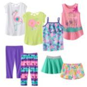 Jumping Beans® Tropical Mix & Match Coordinates - Girls 4-10