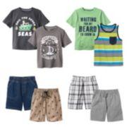 Jumping Beans® Mix & Match Coordinates - Toddler Boy