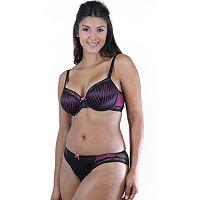 Lunaire Capri Lace-Trim Seamless Full-Figure Bra & Panties - Women's