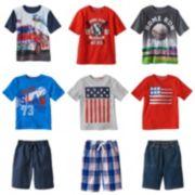 Jumping Beans® Patriotic Mix & Match Coordinates - Boys 4-7x