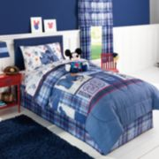 Disney's Mickey Mouse Reversible Bedding Collection by Jumping Beans®