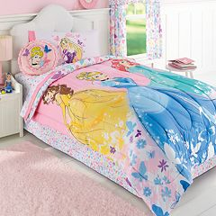disney princess reversible bedding collection by jumping beans - Kid Sheets