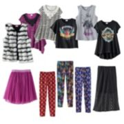 Disney D-Signed Descendants Edgy Look Collection - Girls 7-16