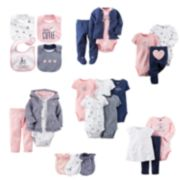 Carter's Bicycle Mix & Match Coordinates - Baby Girl
