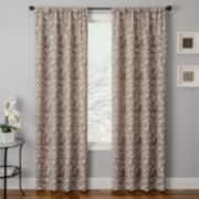 Softline Azure Royale Curtain & Throw Pillow Collection