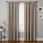 Softline Azure Stripe Curtain & Throw Pillow Collection