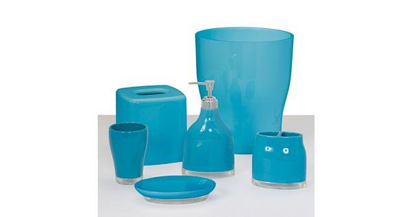Creative bath gem bathroom accessories collection for The collection bathroom accessories