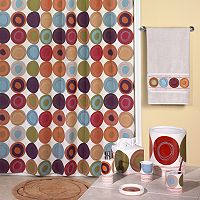 Creative Bath Dot Swirl Bathroom Accessories Collection