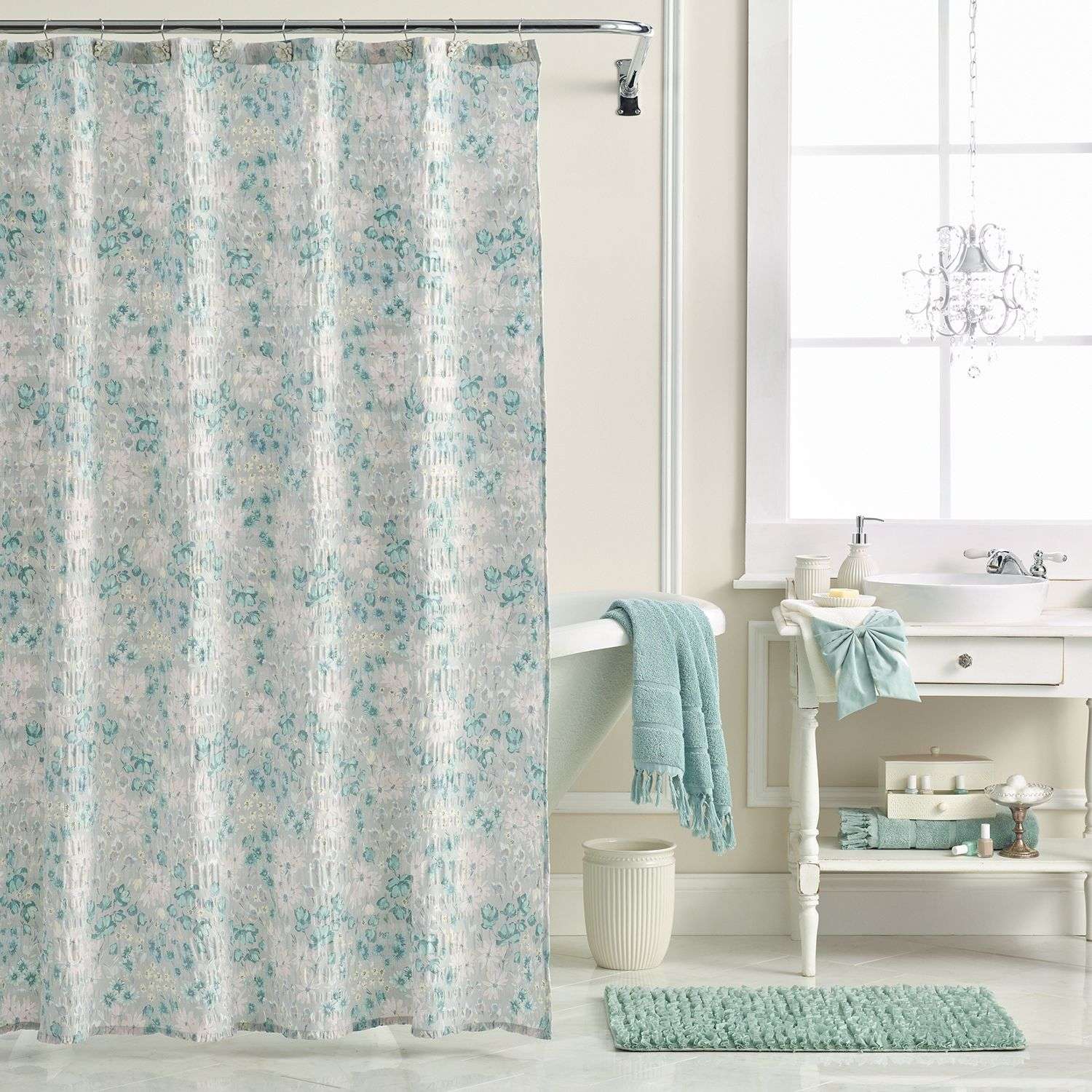 Shower Curtains Shower Curtains & Accessories - Bathroom, Bed ...