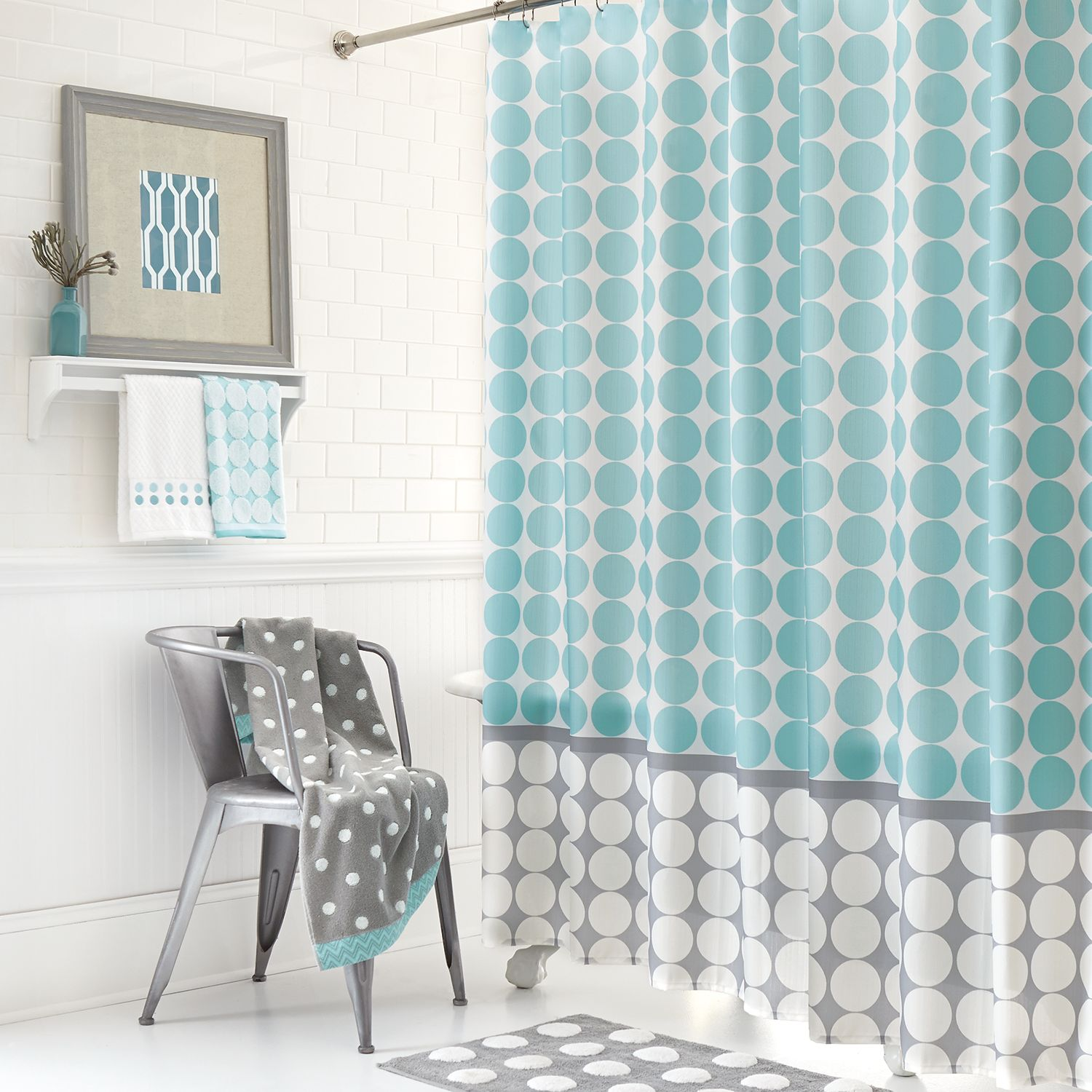 Charmant Shower Curtains