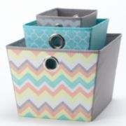 Simple by Design Tapered Storage Totes