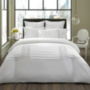 City Scene Triple Diamond Duvet Cover Collection
