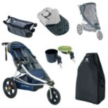 Burley Solstice Jogger Stroller Collection