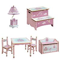 Guidecraft Princess Furniture Collection