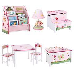 Guidecraft Butterfly Buddies Furniture Collection