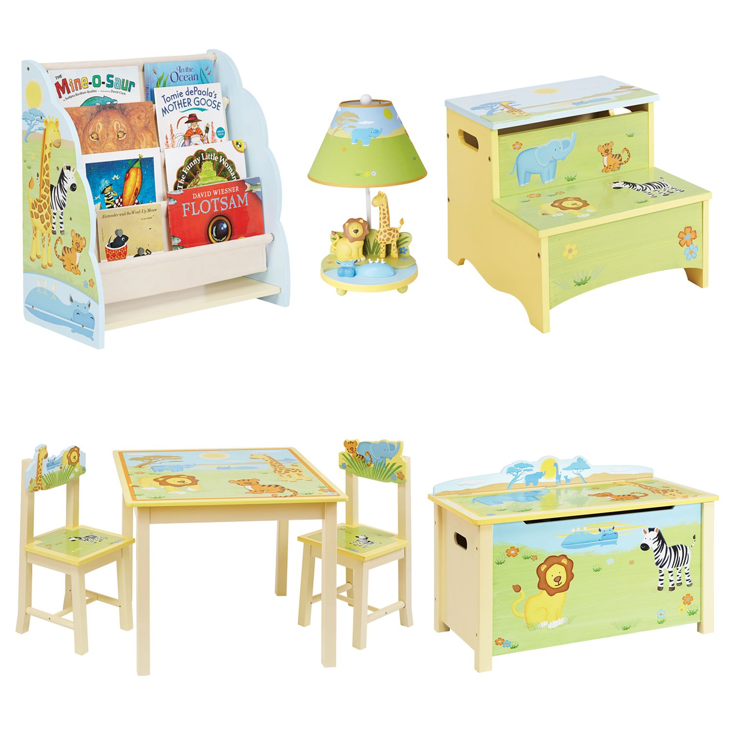 Awesome Guidecraft Savanna Smiles Furniture Collection