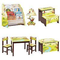 Guidecraft Jungle Party Furniture Collection