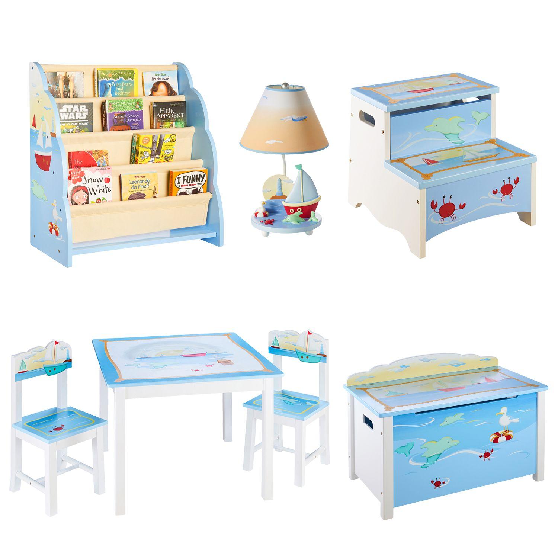 Guidecraft Sailing Furniture Collection