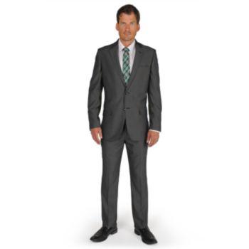 Apt. 9® Soho Slim-Fit Gray Suit Separates - Men