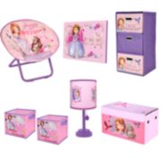 Disney's Sofia the First Kids Bedroom Collection