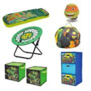 Teenage Mutant Ninja Turtles Kids Bedroom Collection