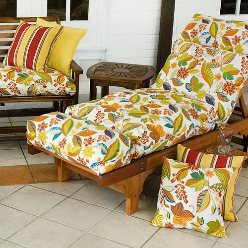 Home Fashions Outdoor Cushions & Pillows