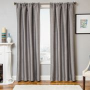 Softline Larson Stripe Curtain & Throw Pillow Collection
