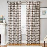 Softline Larson Curtain & Throw Pillow Collection