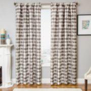 Softline Larson Curtain & Throw Pillow Collection