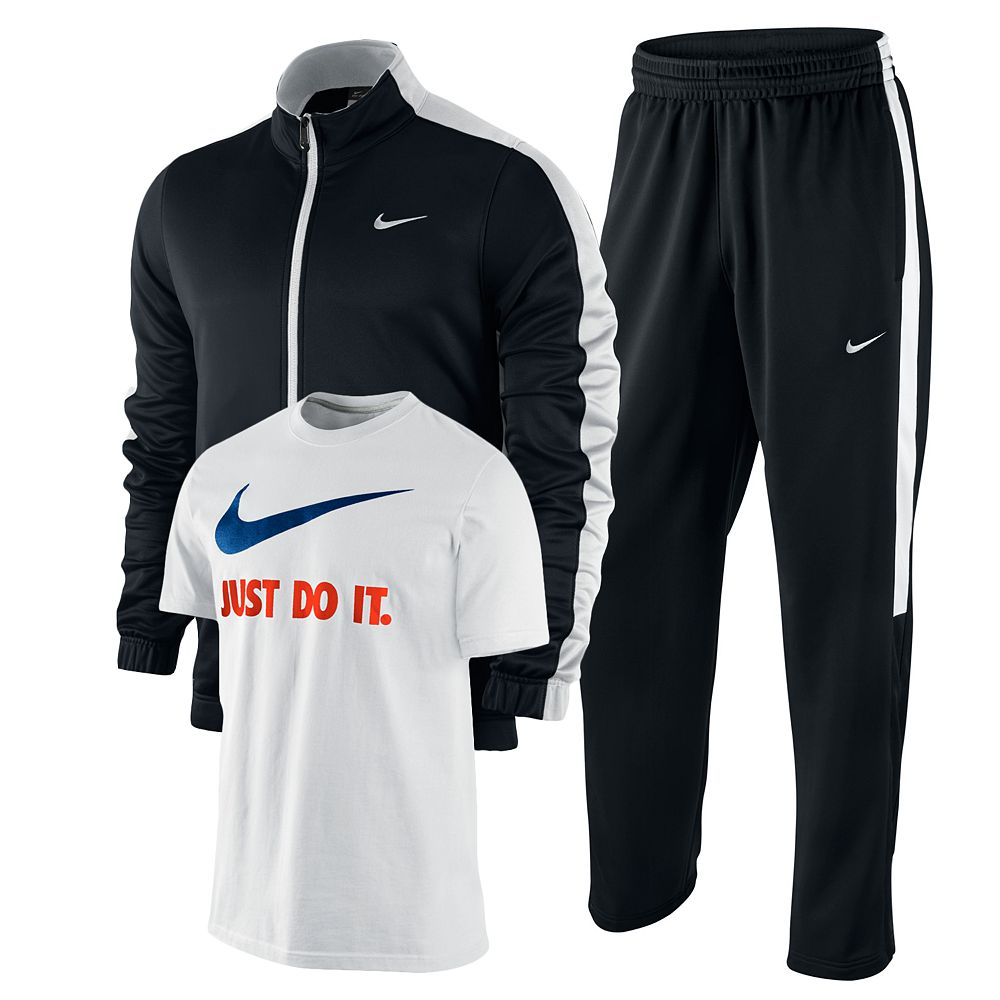 Men's Nike Complete Sweatsuit Collection