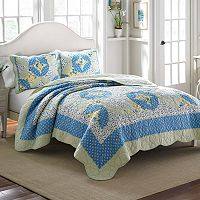 Laura Ashley Lifestyles Belle Quilt Collection