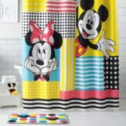 Disney's Mickey & Minnie Mouse Bath Collection