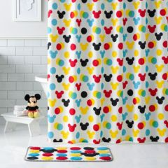Shower Curtains Accessories Bathroom Bed Bath Kohls