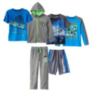 Star Wars a Collection for Kohl's Mix & Match Coordinates - Boys 4-7x