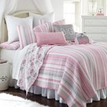 Levtex Home Daniella Reversible Quilt Collection