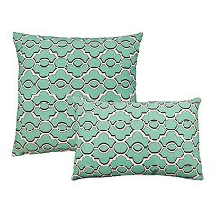 Edie, Inc.  Drammen Outdoor Throw Pillow