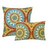 Edie, Inc.  Inessa Outdoor Throw Pillow