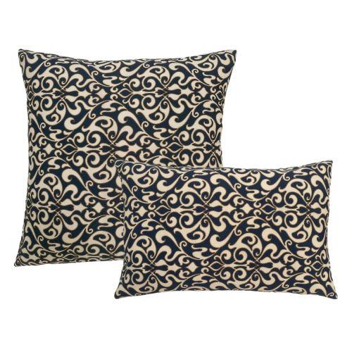 Edie, Inc.  Vert Outdoor Throw Pillow