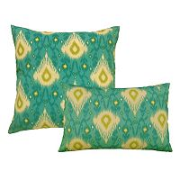 Edie, Inc. Chipego Outdoor Throw Pillow