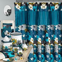 Popular Bath Floral Bouquet Bathroom Accessories Collection