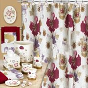Popular Bath Dahlia Bathroom Accessories Collection