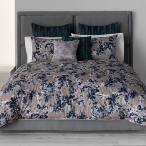 Simply Vera Vera Wang Midnight Floral Bedding Collection