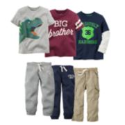 Carter's Mix & Match Coordinates - Boys 4-8